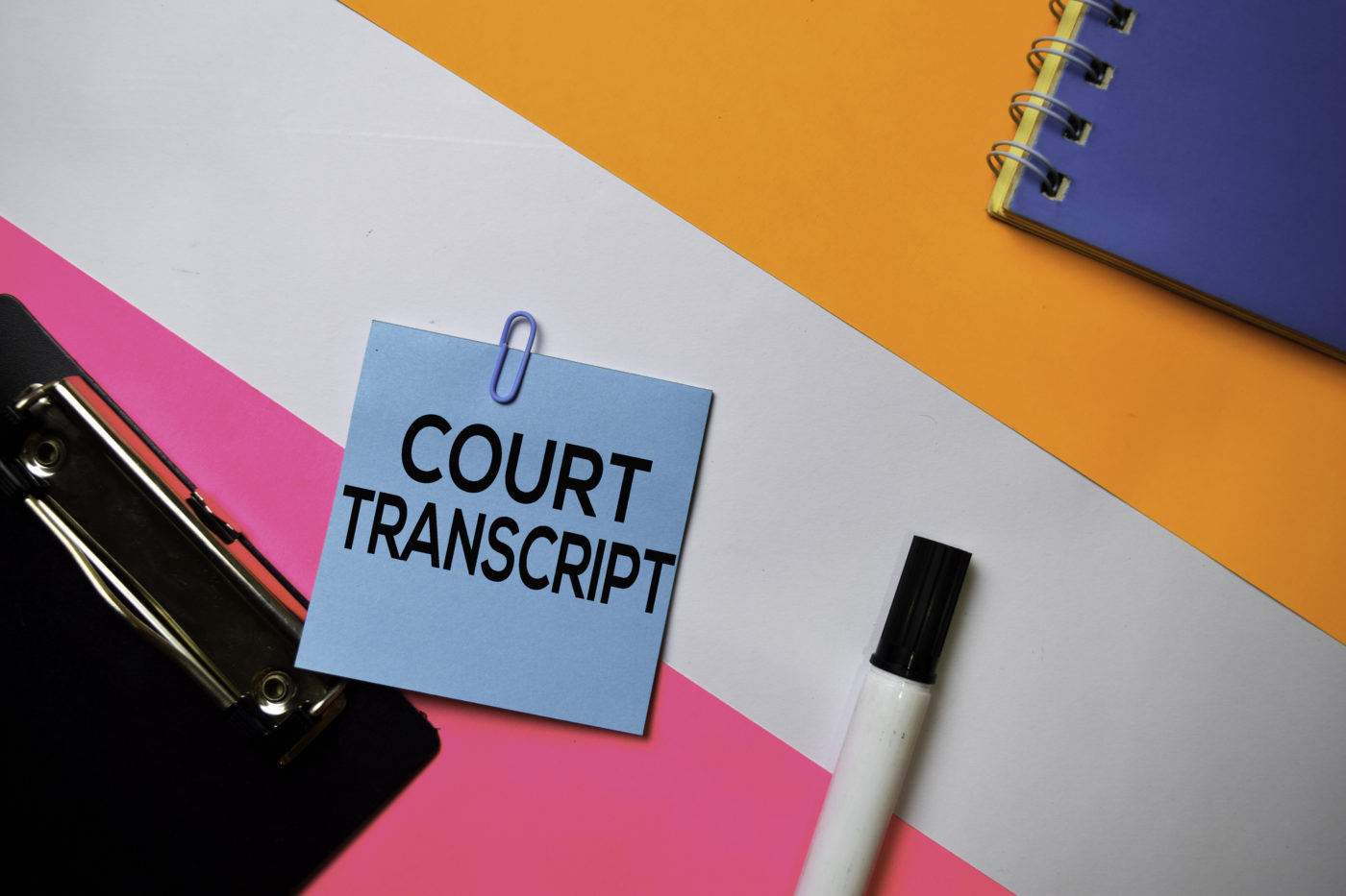 Legal Transcription Services